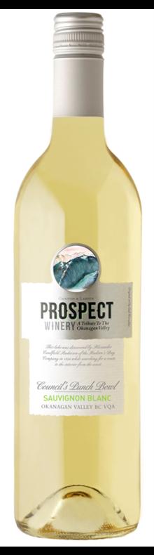 Prospect Mount Parker Sauvignon Blanc 2017