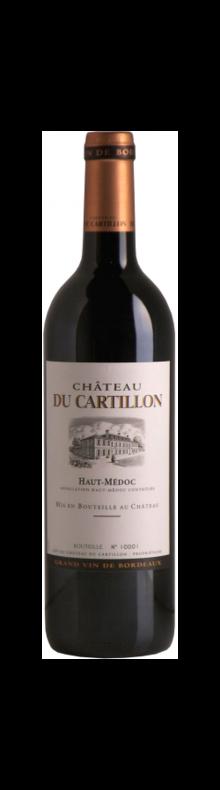 Château du Cartillon Haut Médoc Cru Bourgeois 2014