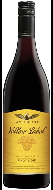 Yellow Label Pinot Noir 2015