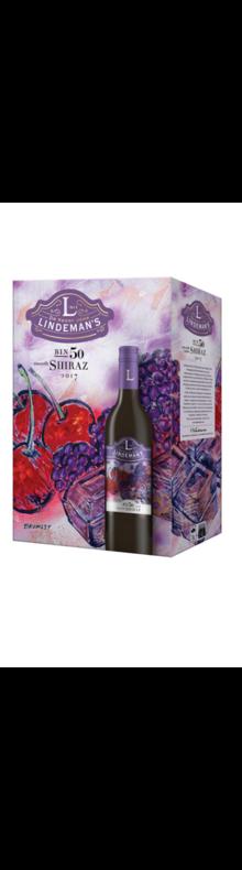 Lindemans Bin Series Bin 50 Shiraz QNB 4x(1x3 L)