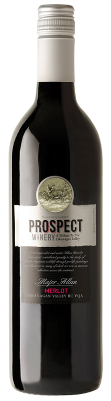 Prospect Rocky Ledge Merlot 2017