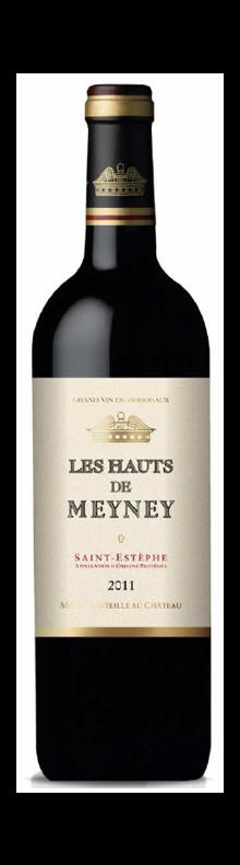 Les Hauts de Meyney Saint-Estèphe 2011
