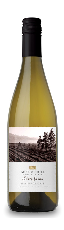 Estate Series Pinot Gris 2016