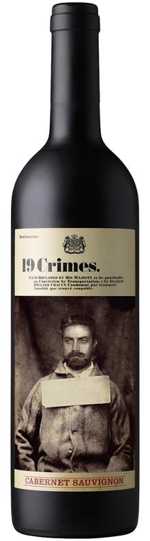 19 Crimes Cabernet Sauvignon  2016