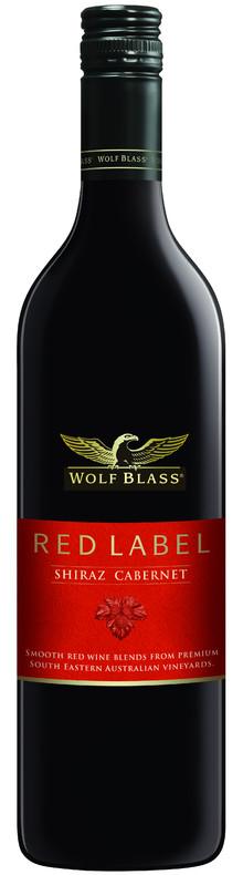 Red Label Shiraz Cabernet Sauvignon 2017