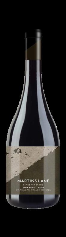 Simes Vineyard Pinot Noir 2014
