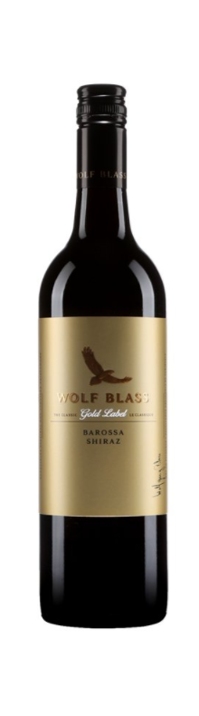 Gold Label Shiraz Barossa 2014
